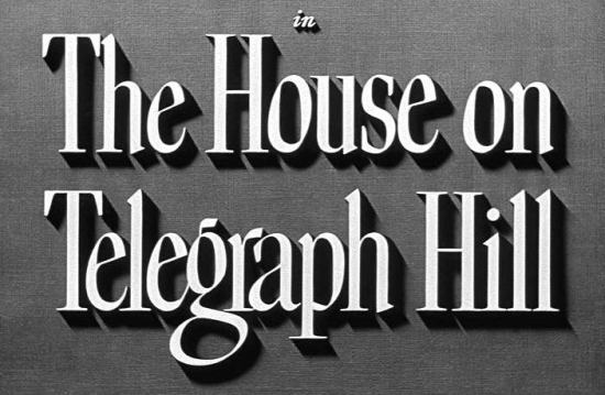 The House on Telegraph Hill - Real Location 7