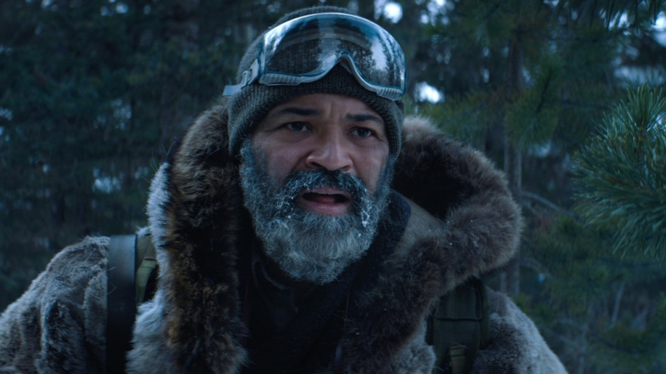 Jeffrey Wright in the new film Hold the Dark. Photo credit: Netflix